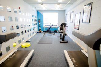 cresmonts gym